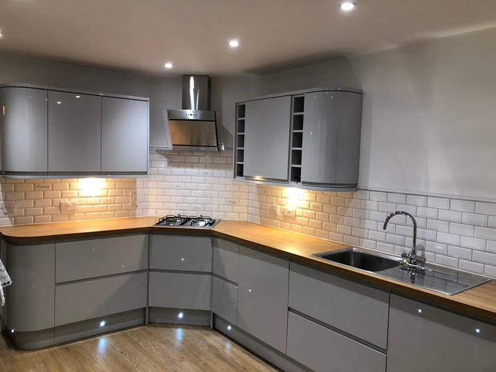 Kitchen Fitting Glasgow