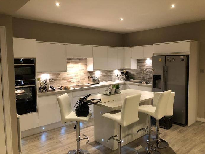 Kitchen Fitting Lanarkshire