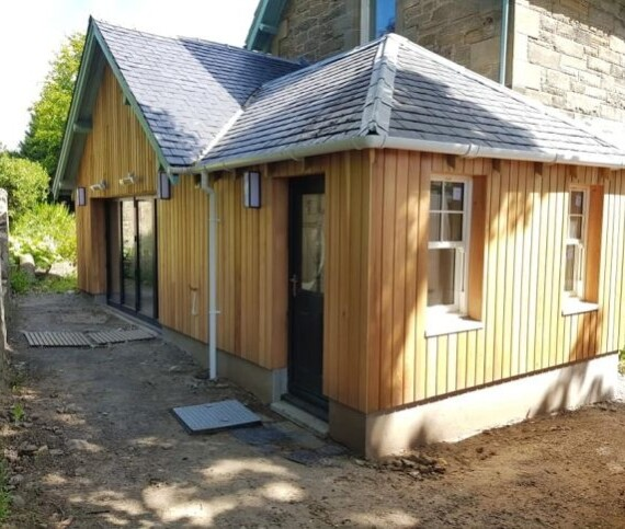 Kirknewton Renovation Project 2019