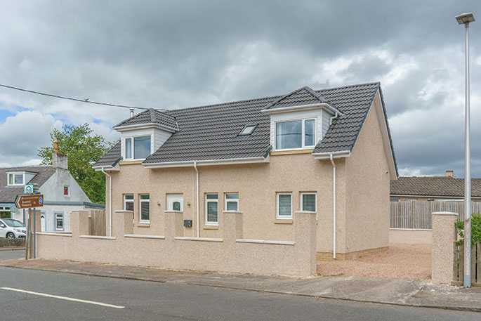 New Home Builds Lanark Road