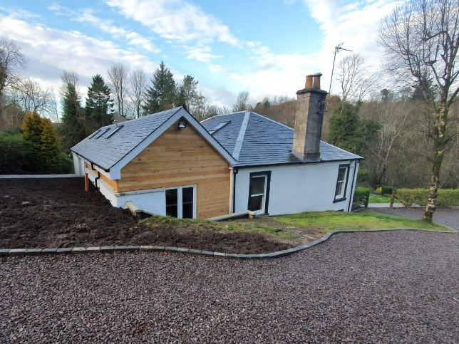Strathaven Extension After