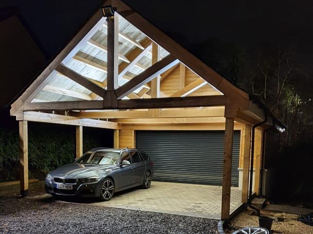 Strathaven Garage After