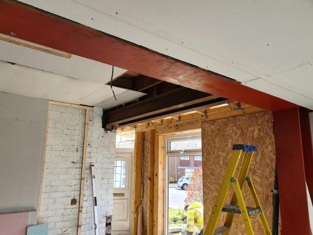 Uddingston Extension Interior
